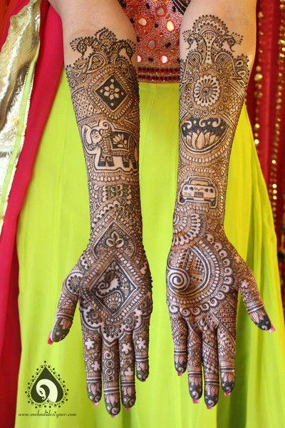 2015 Mehndi Maharani Finalist Mehndi Designer http://www.maharaniweddings.com/gallery/photo/51266 @mehndidesigner/pins