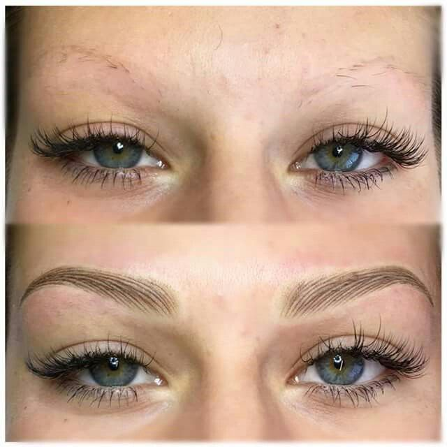 Microblading cejas citas 045 5524945058 la paz bcs for How is microblading different to tattooing