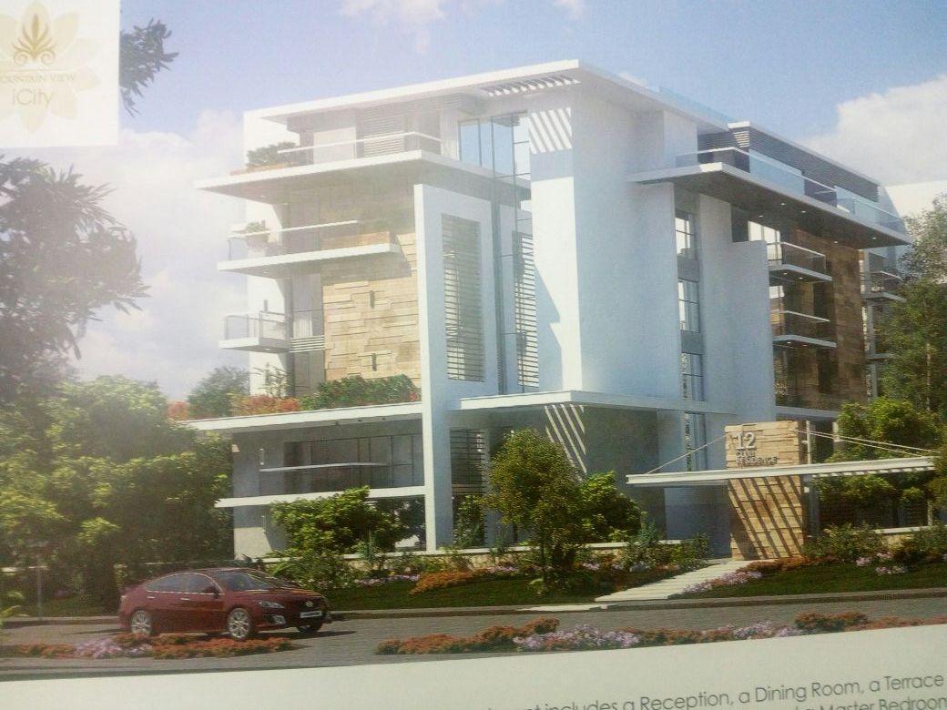 شقق للبيع بالتقسيط في ماونتن فيو شقة للبيع بالقاهرة الجديدة فى ماونتن فيو Icity بالتقسيط على 5 5 سنوات House Styles Mansions Cairo