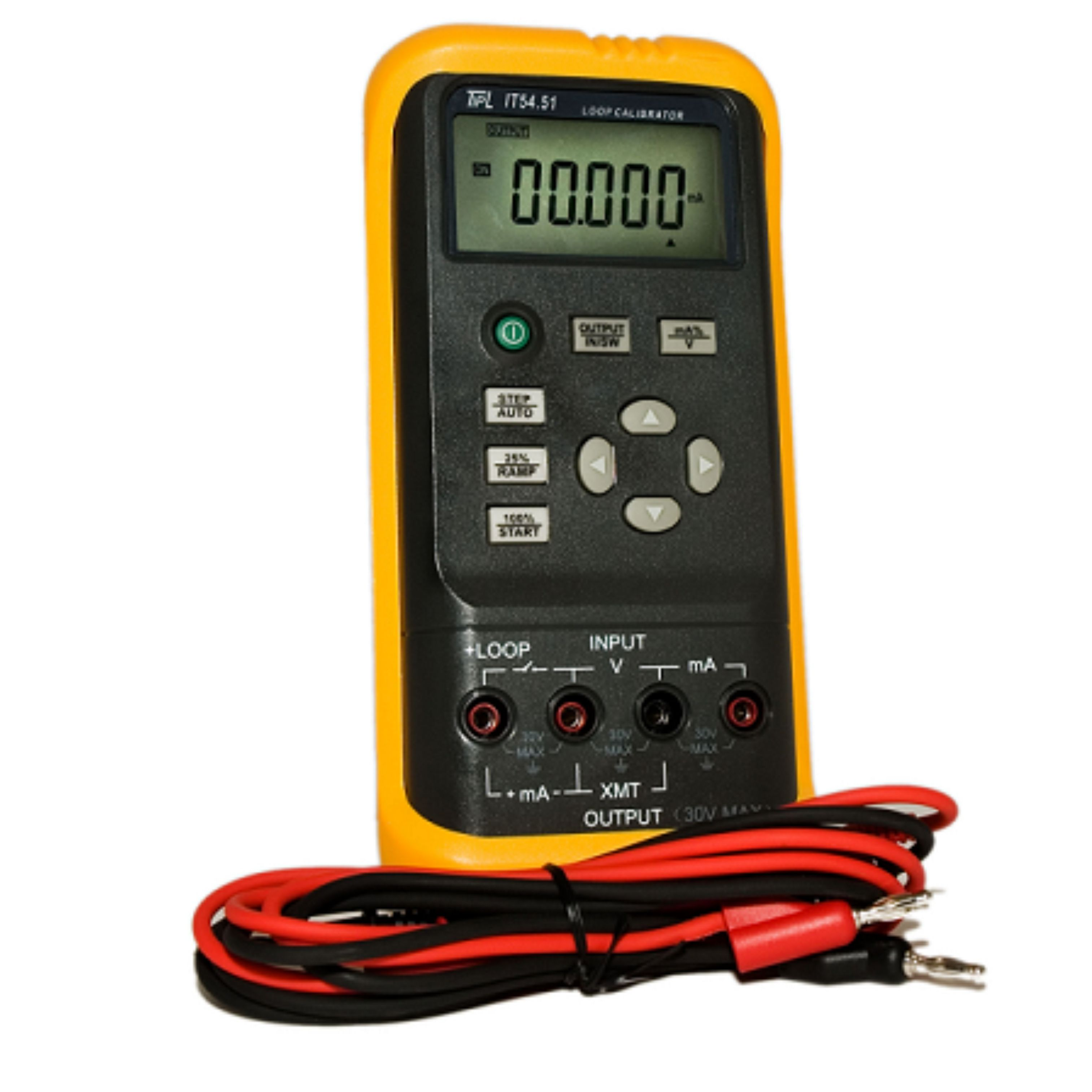 Precision ma calibrator it 5451 meter is a hand held battery precision ma calibrator it 5451 meter is a hand held battery operated tool for measuring greentooth Image collections
