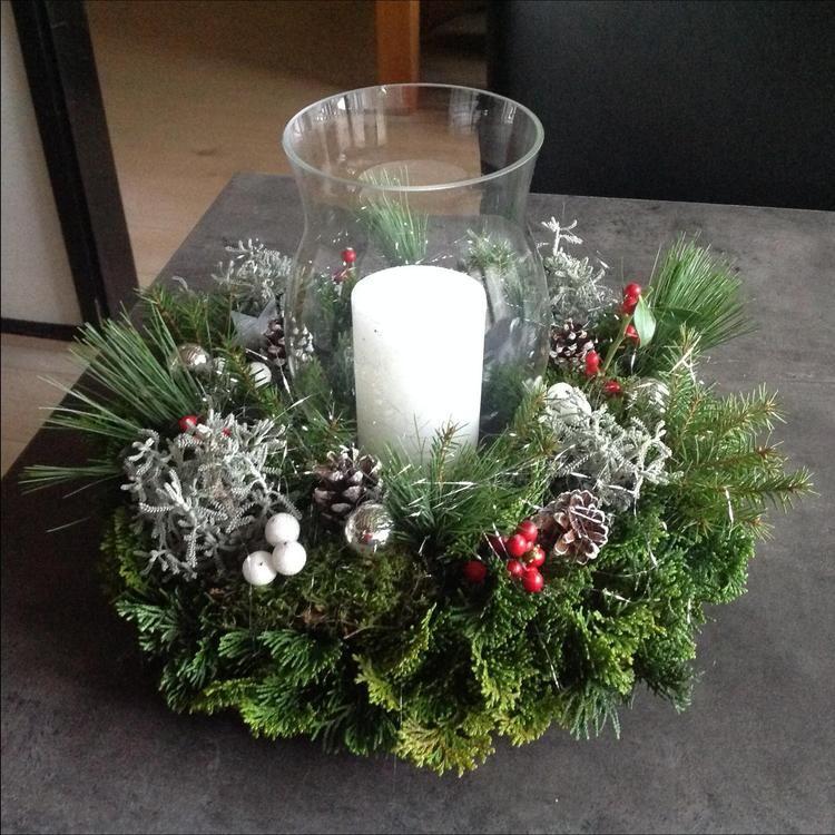 Kerstkrans. Foto Geplaatst Door Lucyschutten Op Welke.nl