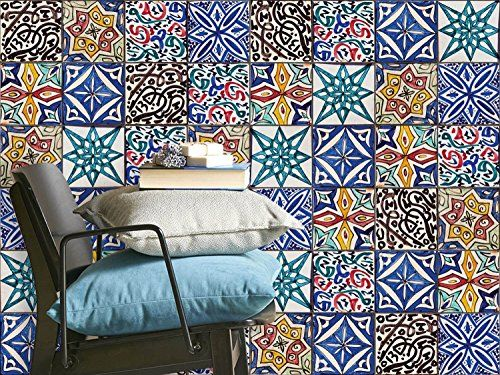 Decorazione piastrelle autoadesive adesivi murali stick
