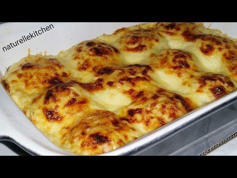 صينية كراتان كرات البطاطس محشية بالدجاج والخضر Youtube Cooking Food Arabic Food