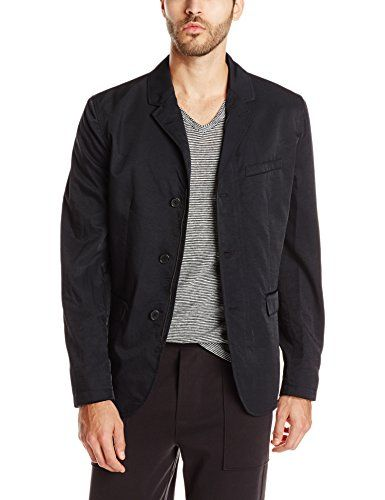 VINCE Vince Men'S Nylon Twill Performance Jacket. #vince #cloth #
