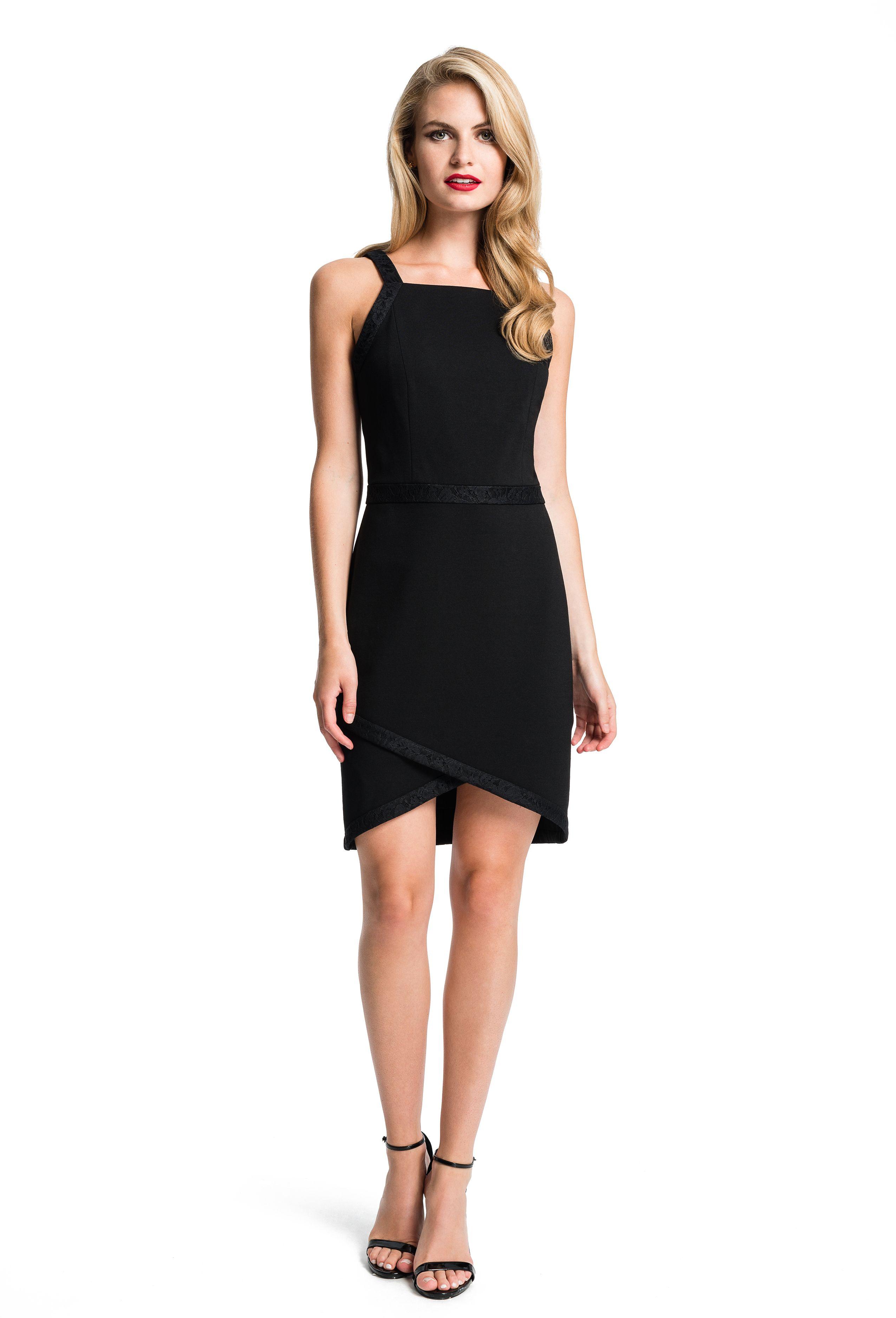 Cynthia Steffe Black Dresses