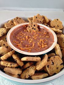 theFoodette - Adventures in my Kitchen: Creamy Cool Hot Cocoa Dip