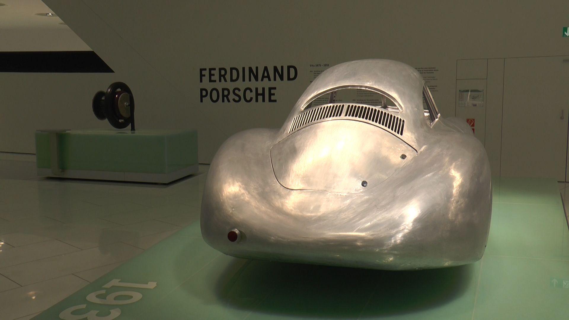Muse Porsche