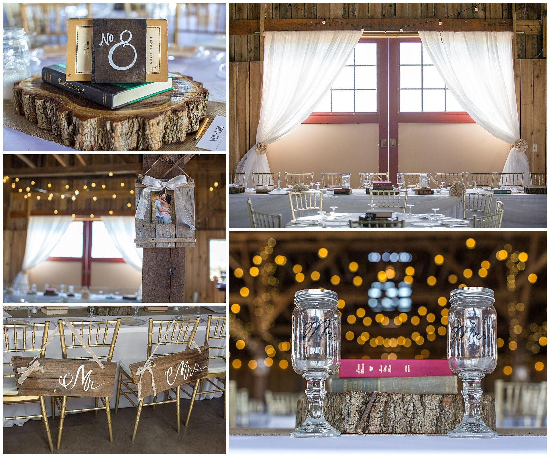 Event Barn at Evan's Orchard Wedding Venue in Georgetown ...