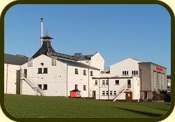 Craigellachie whisky distillery, Scotland