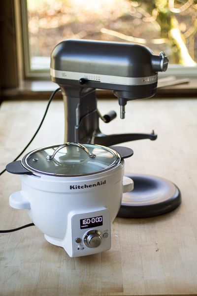 Use your KitchenAid® Precise Heat Mixing Bowl to make Homemade ...