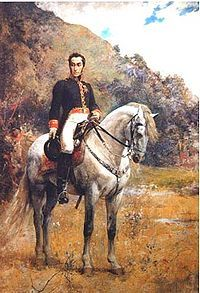 Simon Bolivar Wikipedia La Enciclopedia Libre Pintores