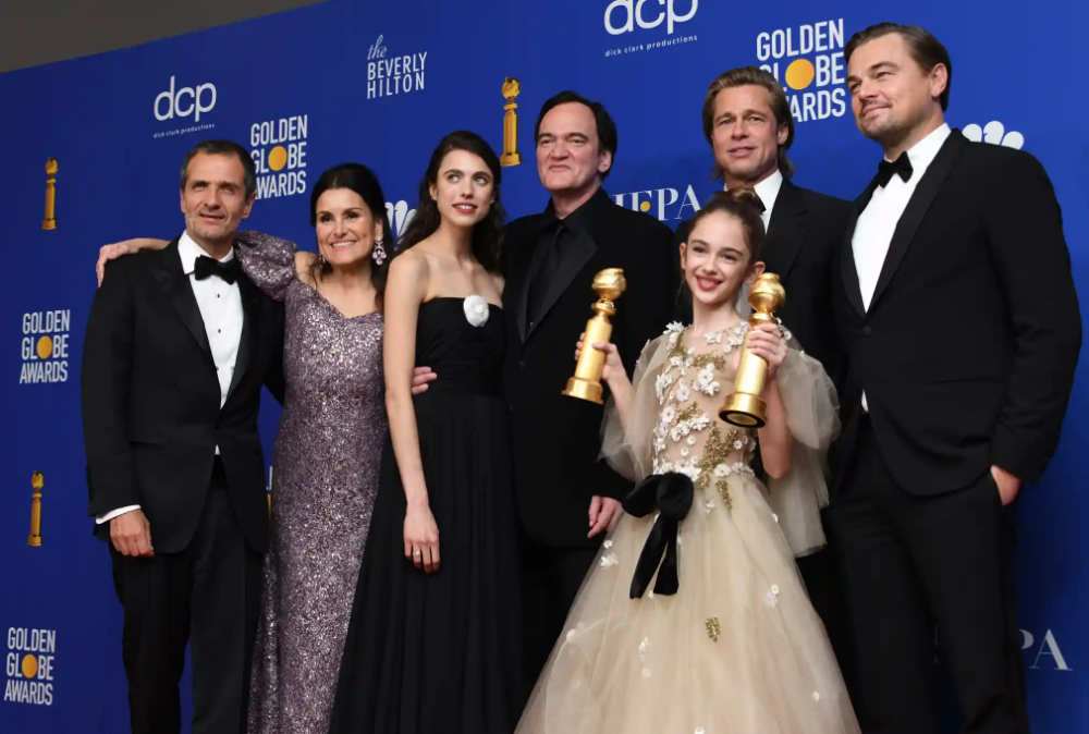 Gowns And Gongs Golden Globes 2020 In Pictures In 2020 ...