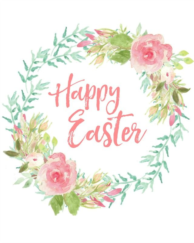 It's just an image of Printable Easter Decorations with regard to party