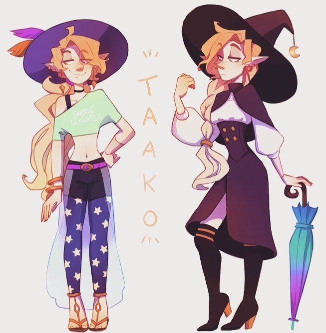 T To The Double A K O Theadventurezone Taz Taako Art