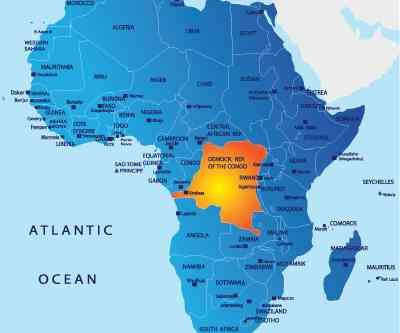 Democratic Republic of the Congo Know the World Pinterest Congo