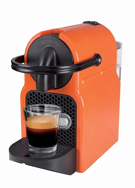 Magimix Inissia Summer Sun Nespresso Coffee Capsule Machines, 1260 W, 19 Bar