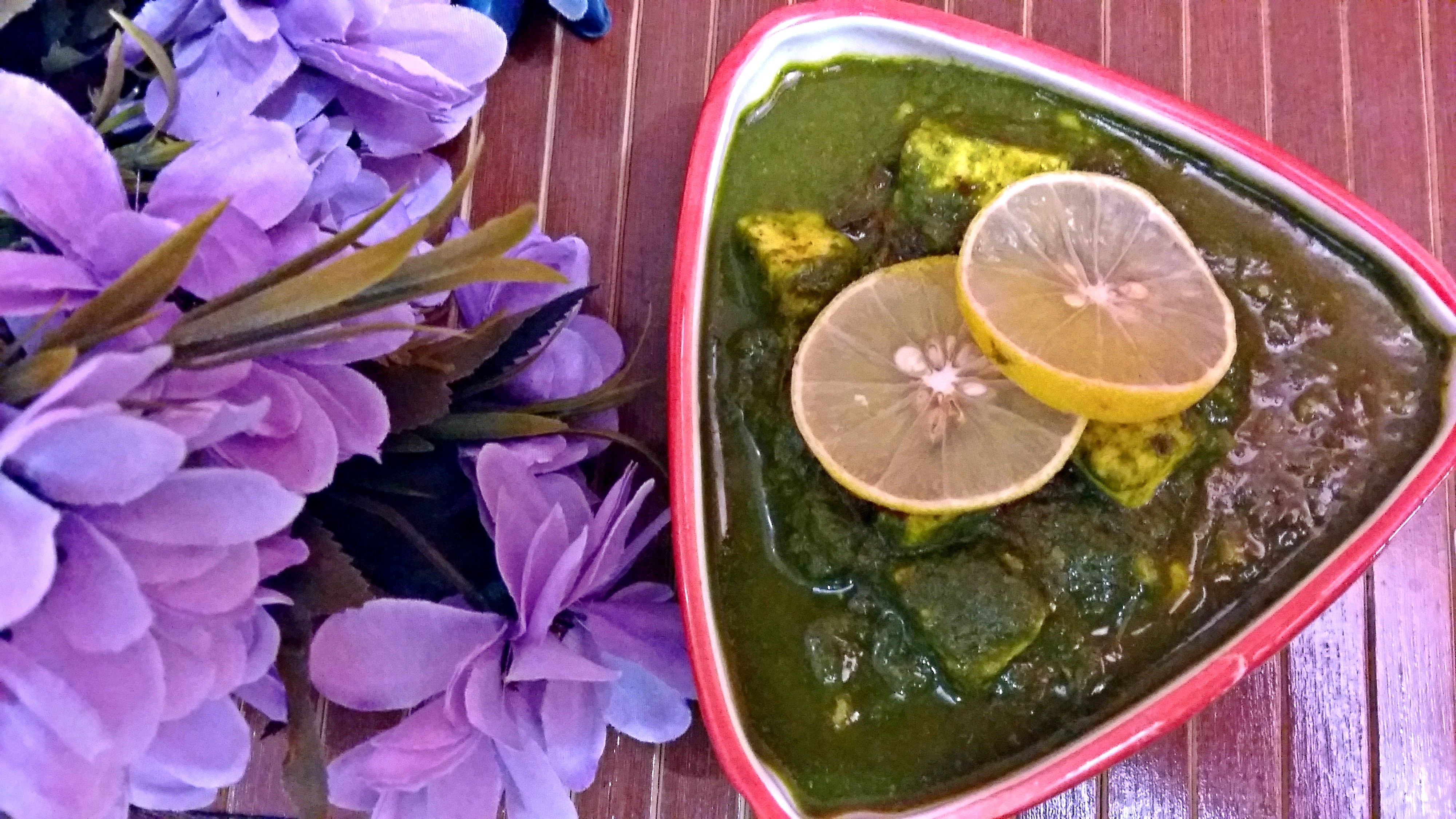 No oil palak paneer recipes we cooked pinterest palak paneer no oil palak paneer is your very own palak paneer cooked without oil or butter its tastes just as amazing as your original palak paneer forumfinder Gallery