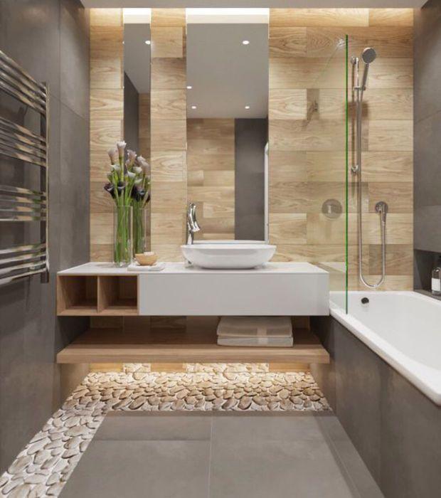 salle de bain moderne spa
