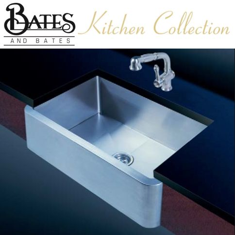 Apron Front Farmhouse Sinks Wave Plumbing Sink Kitchen Sink Fixture Stainless Steel Kitchen Sink