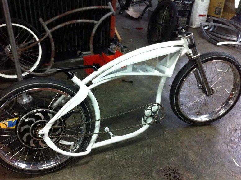 VOCO EBIKE OCOBIKE Beach Cruiser Bike Shop Neuchatel