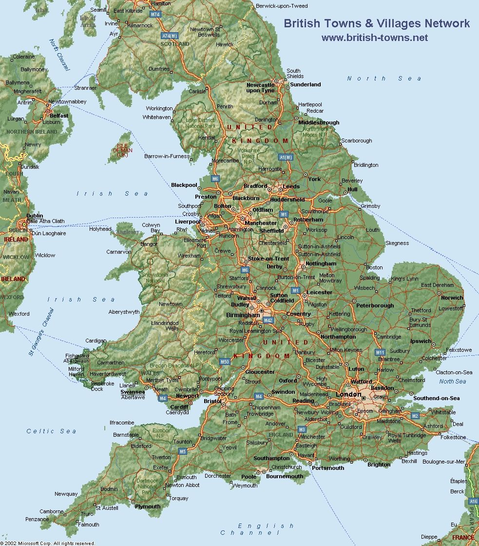A Topographic Map Sometimes Referred To As A Physical Map Or - Terrain map uk