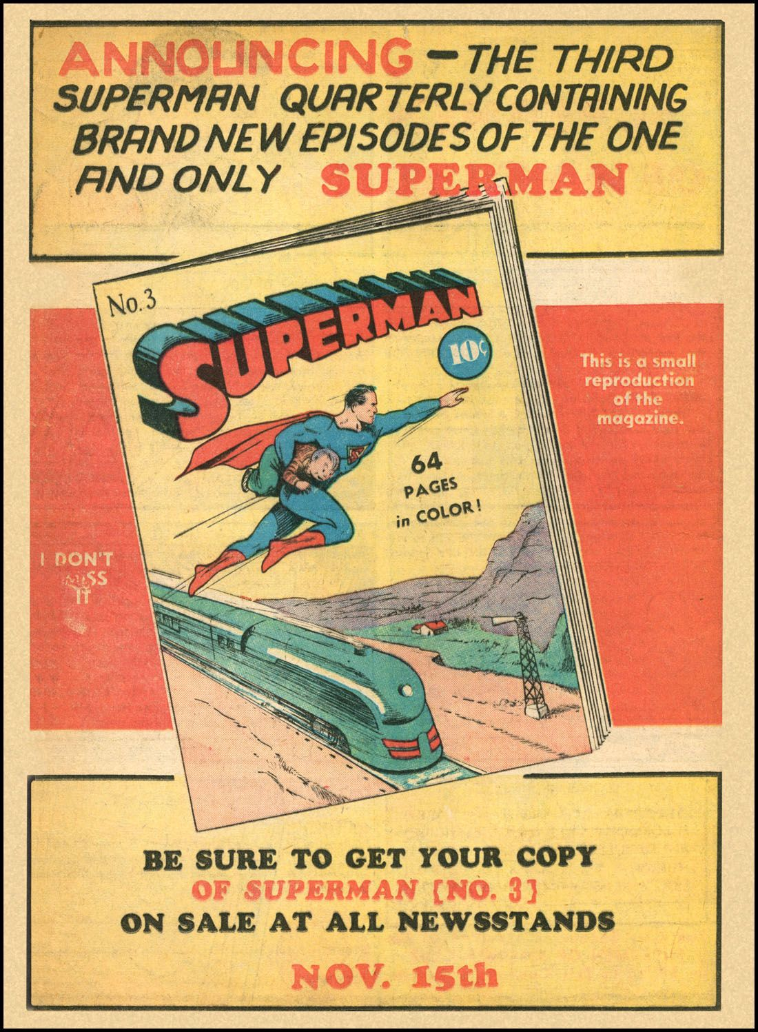 Superman Ad Superman Dc Comic Books Aesthetic Pictures