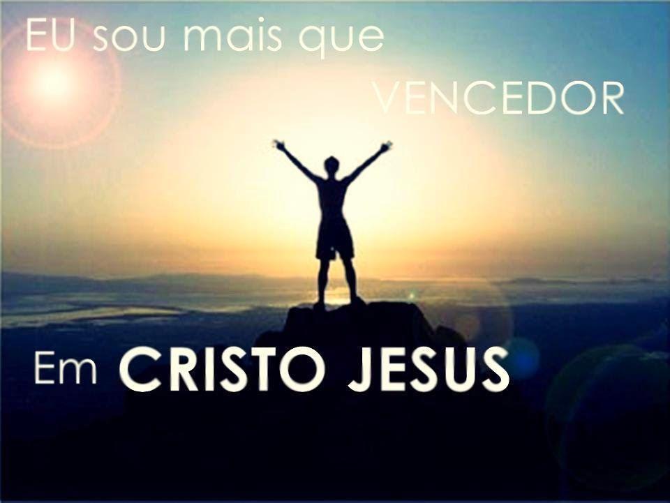 Imagem De Bom Dia Evangélica: Frases E Imagens Evangelicas: Eu Sou Mais Que Vencedor Em