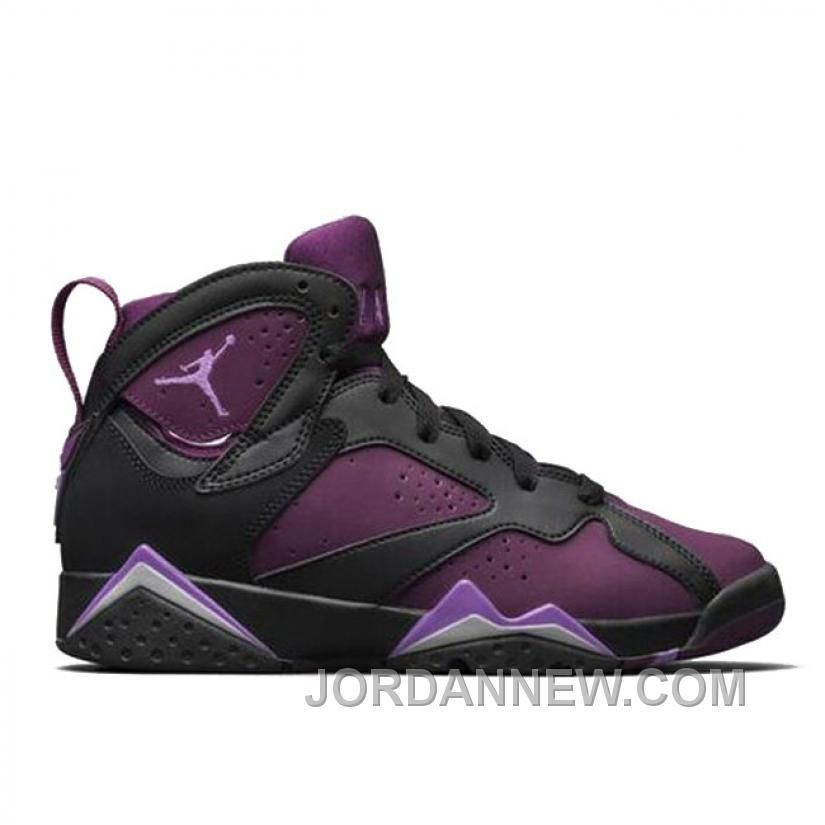 42f4394bf3d3e4 Buy Air Jordan 7 Retro Girls Black Fuchsia Glow-Mulberry-Wolf Grey  Authentic from Reliable Air Jordan 7 Retro Girls Black Fuchsia Glow-Mulberry-Wolf  Grey ...