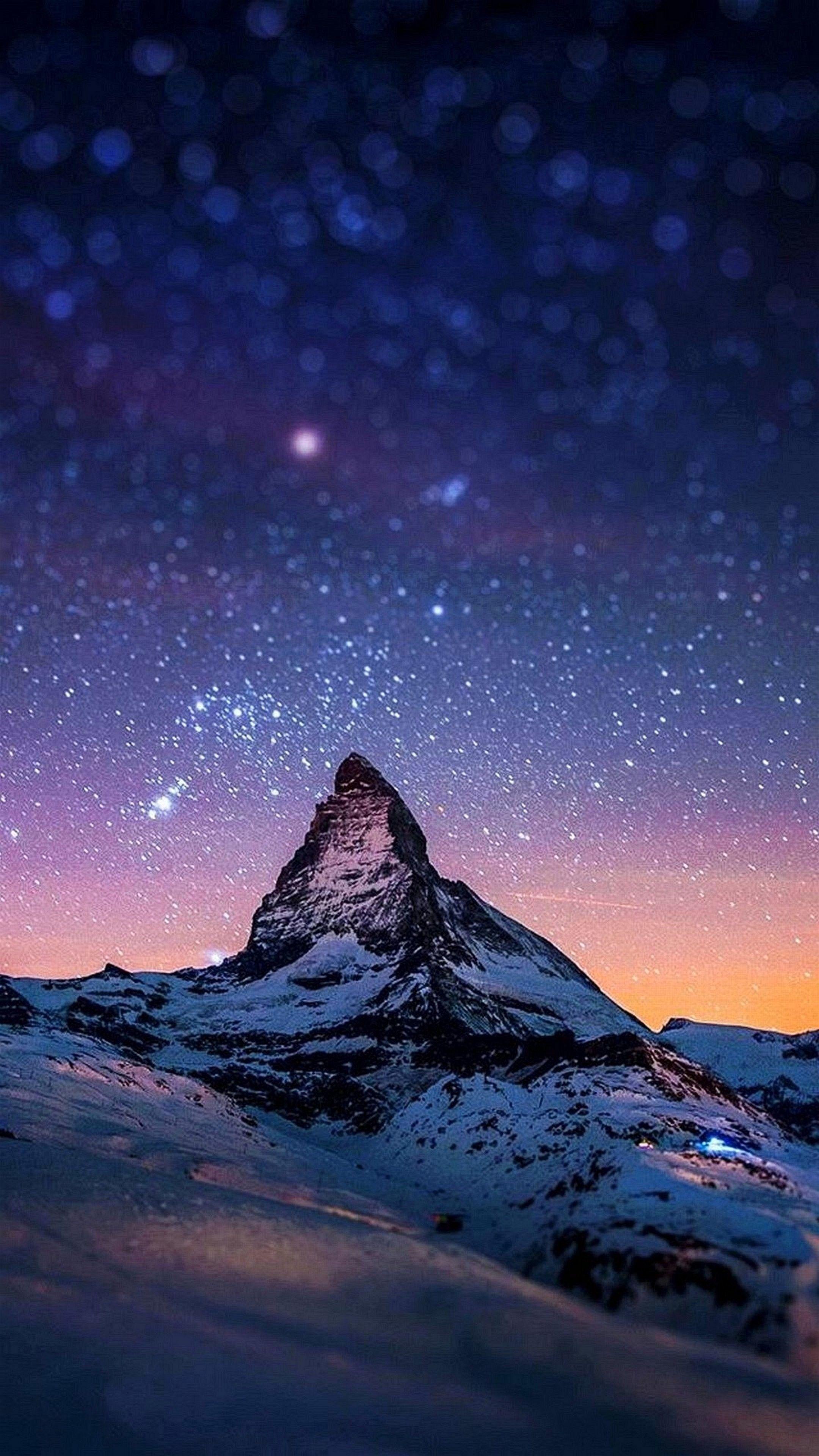 Sfondo Wallpaper Galaxy Note 5 Ultra Hd 2160 3840 97 Landscape Wallpaper Beautiful Night Sky Phone Wallpaper