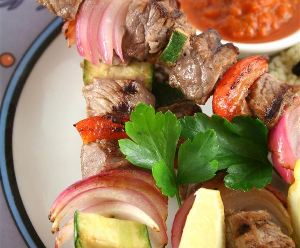 Cedar grill mediterranean food food cajun recipes