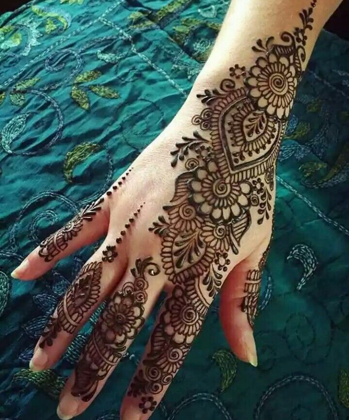 Pin By Neetu Gagan Gauba On Mehndi: Perfect For Engagement And Special Occasions