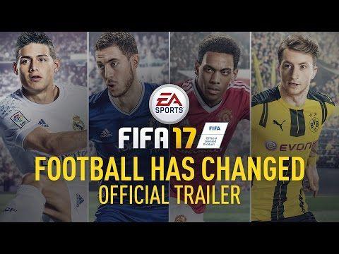 EA Sports nos presenta FIFA 17 - http://yosoyungamer.com/2016/06/ea-sports-nos-presenta-fifa-17/