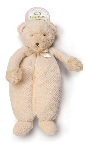 """Bunnies by the Bay 15"""" Lullaby Crib Toy, Bao Bao - List price: $35.00 Price: $25.00"""