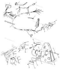 1990 Polaris Trail Boss Electrical Wiring Diagram