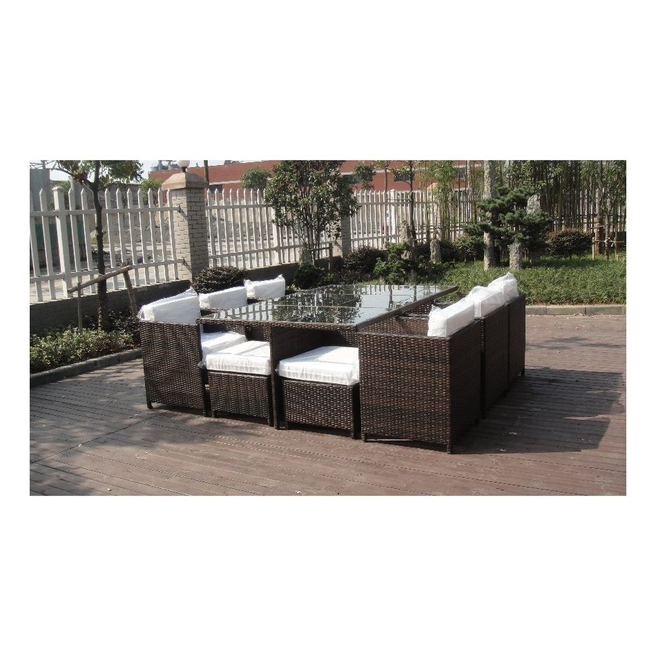 garden stackable rattan leisure coffee set alibaba pinterest