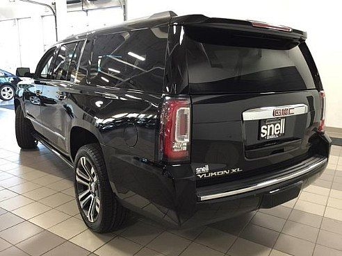 2018 Gmc Yukon Xl Denali Black Mankato Mn My Ride 2018 Yukon