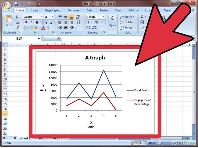 How To Add A Second Y Axis To A Graph In Microsoft Excel Microsoft Excel Graphing Excel