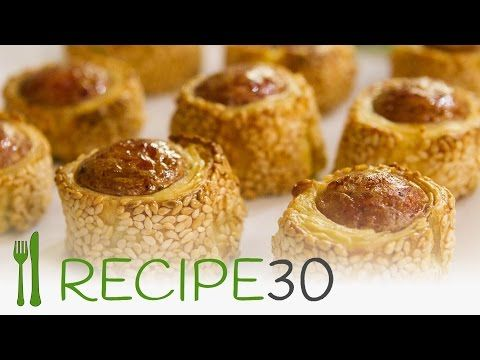 Kabanosy Puffs – Easy Meals with Video Recipes by Chef Joel Mielle – RECIPE30 | Recipes ...