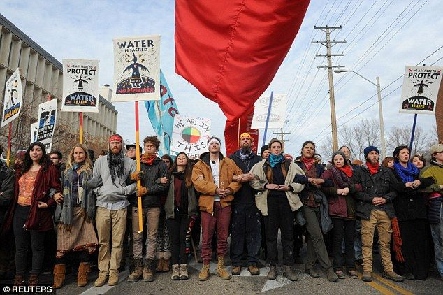 Robert Kennedy Jr To Join Dakota Access Pipeline Protests Military Veterans Cool Costumes Dakota Access