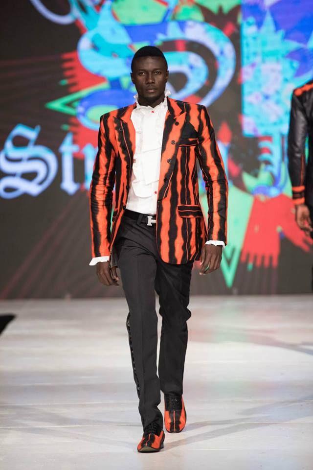 Stratton Nondo Kinshasa Fashion Week 2015, Congo - #Menswear #Trends #Moda Hombre #Tendencias