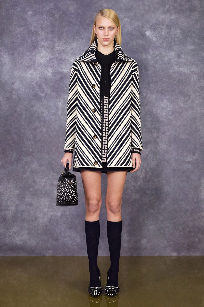 Fashion style Burch tory fall 2104 runway review for woman