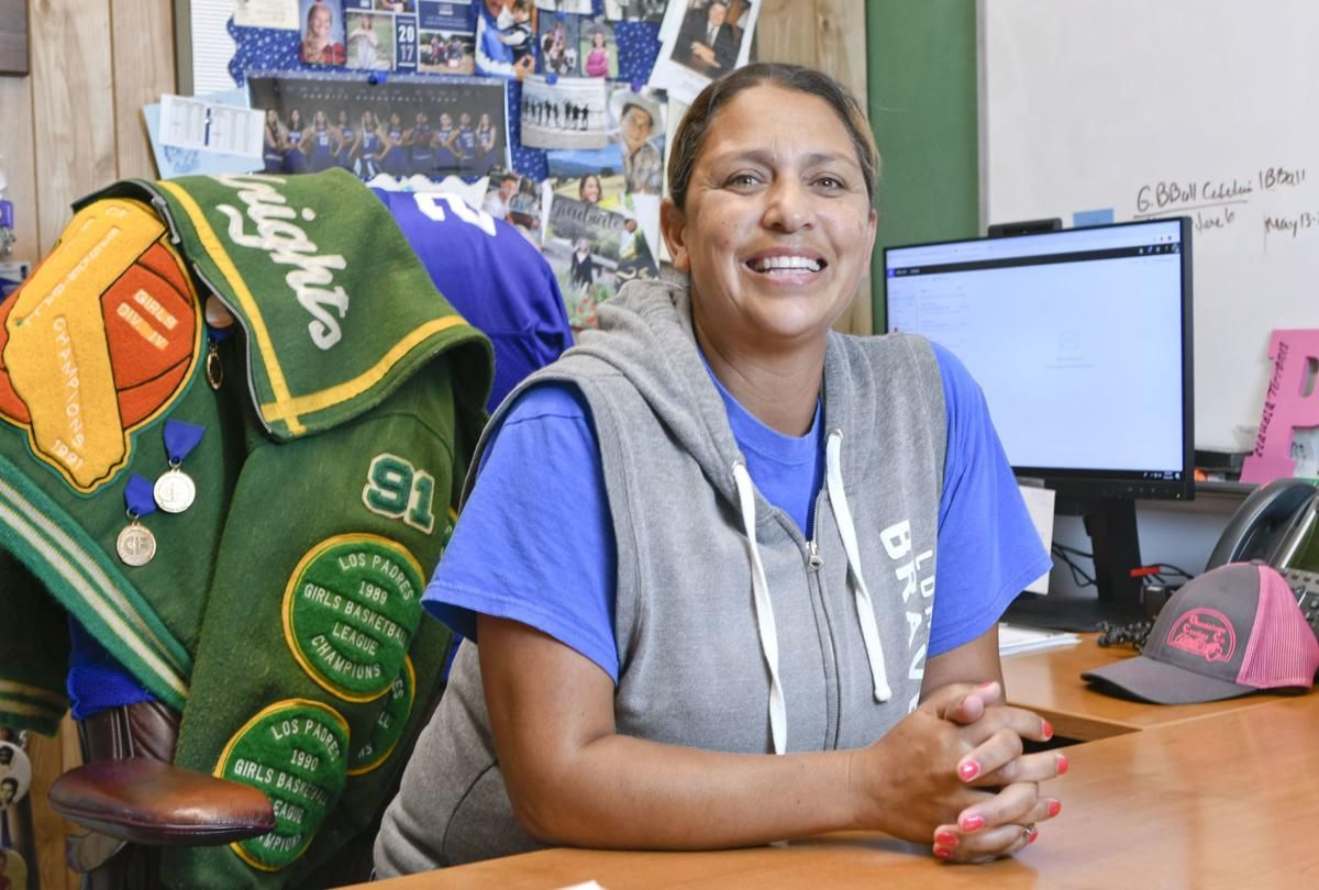 Headed to the hall of fame lompoc high ad claudia