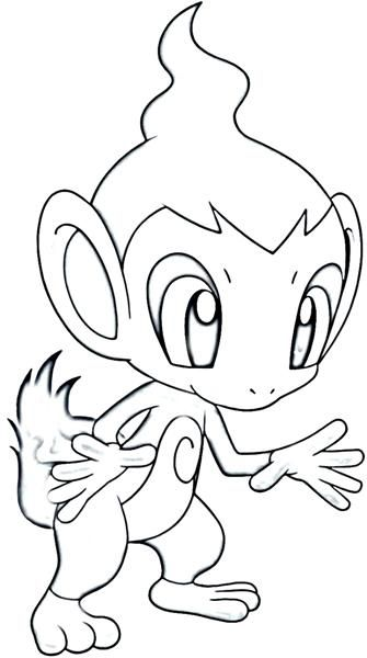 The Best Pokemon Coloring Pages Free Printable FunTown - free ...