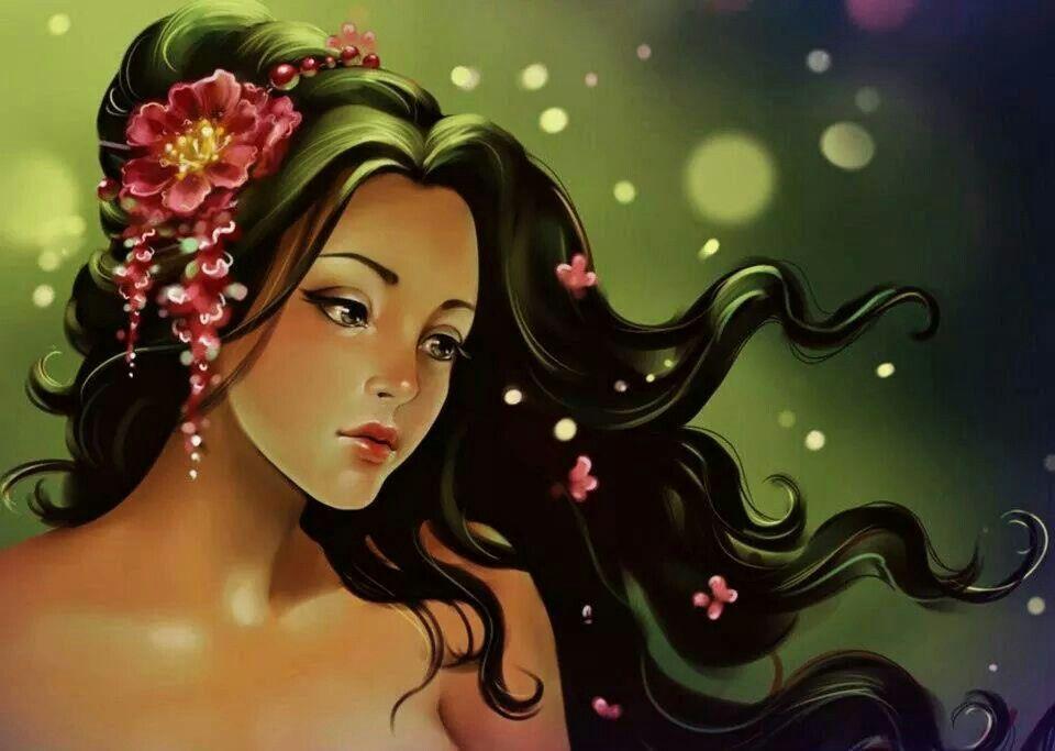 Fantasy Girl Tanz