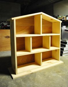 How To Build A Dollhouse (Part 1: Assembling It #dollhouse
