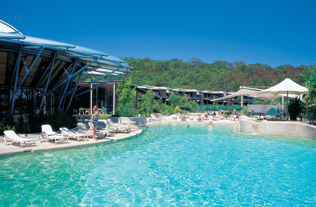 Kingfisher Bay Resort, Fraser Island, Australia Fraser