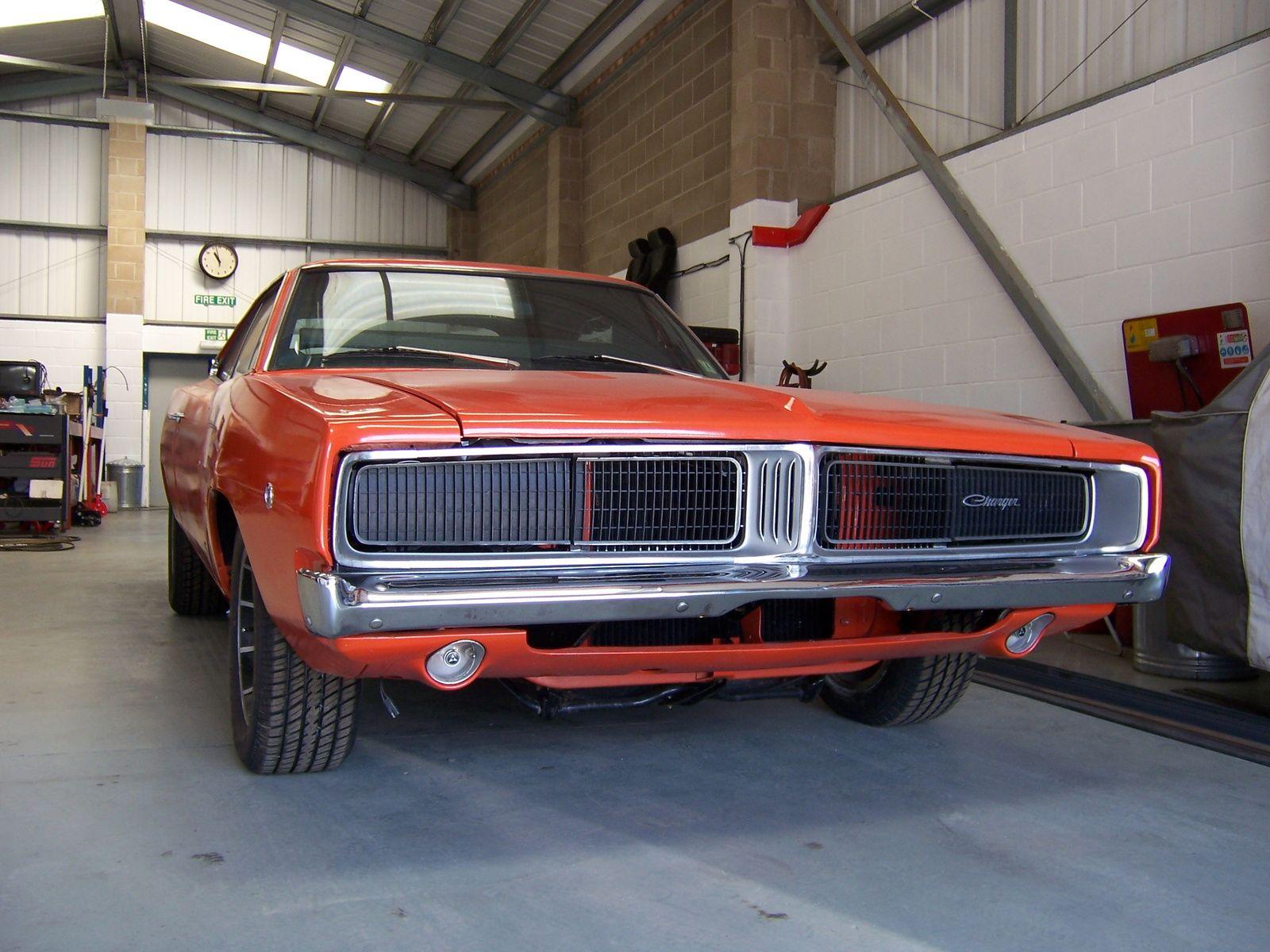 Amazing 1969 Dodge Charger