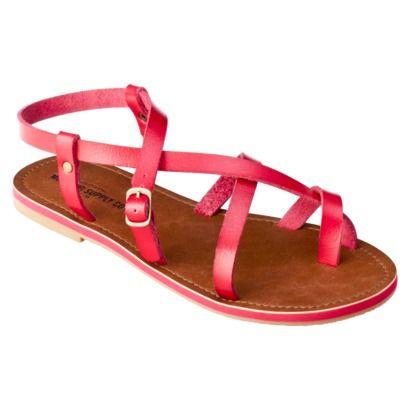 Womens Mossimo Supply Co Wilhelmina Flat Sandal