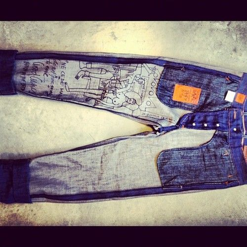 GOOD GENES | Limited Edition Jean No.4 special made for...