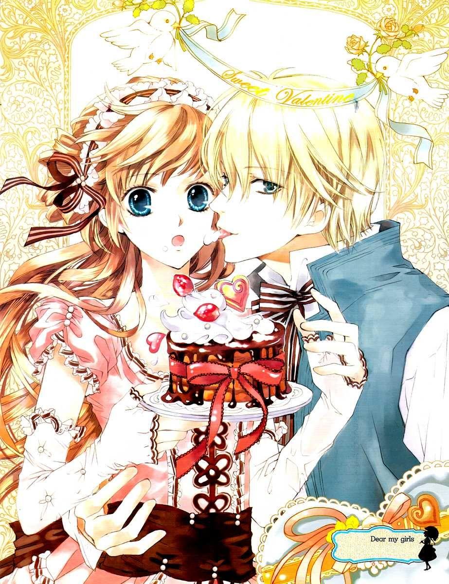 A Kiss To My Prince Manga Girl And Prince Manga Oku Anime